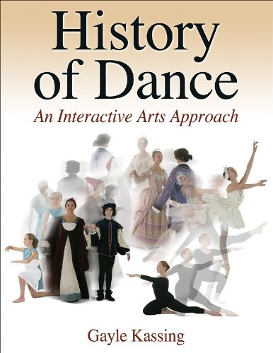 9780736060356: History of Dance: An Interactive Arts Approach