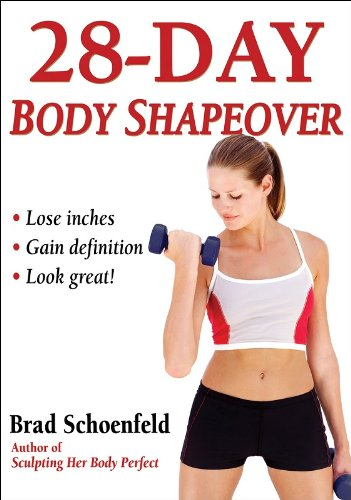 9780736060455: 28-Day Body Shapeover
