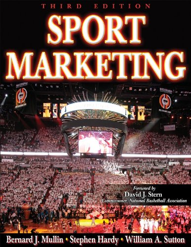 9780736060523: Sport Marketing - 3rd Edition