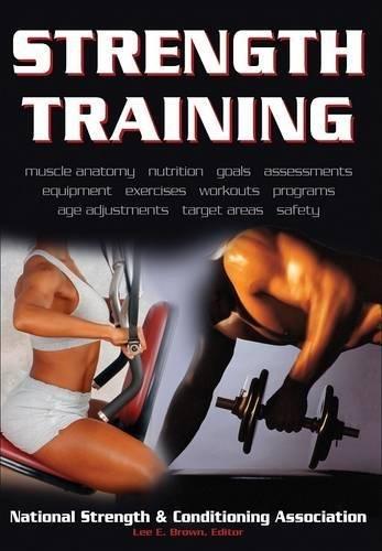 9780736060592: Strength Training