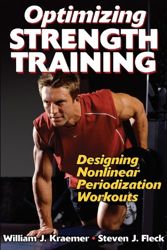 9780736060684: Optimizing Strength Training:Designing Nonlinear Perioztn Wrkouts