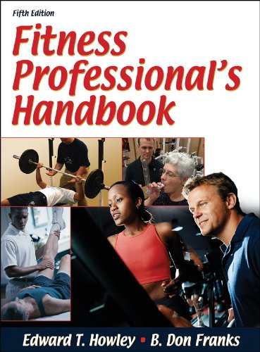 9780736061780: Fitness Professional's Handbook - 5th Edition