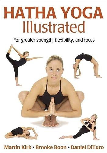 9780736062039: Hatha Yoga Illustrated