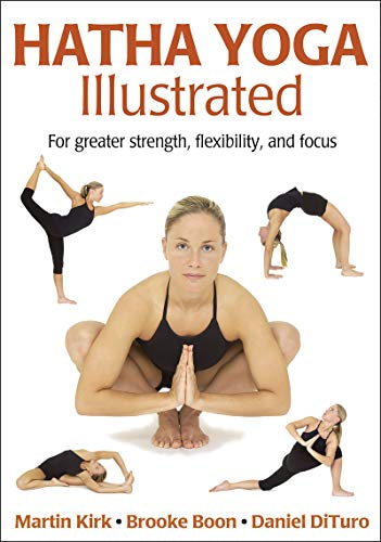 9780736062039: Hatha Yoga Illustrated