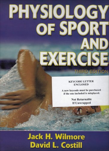 9780736062268: Physiology of Sport and Exercise W/ Keycode Letter