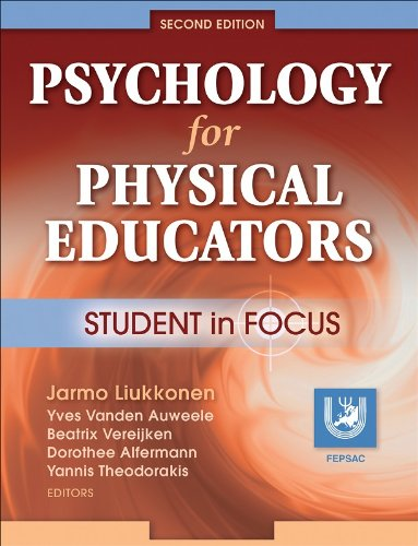 9780736062404: Psychology for Physical Educators - 2nd Edition: Student in Focus