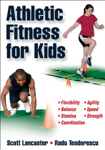9780736062428: Athletic Fitness for Kids
