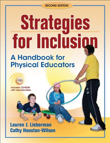 9780736062473: Strategies for Inclusion Book & CD Rom