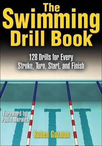 9780736062510: The Swimming Drill Book (The Drill Book Series)