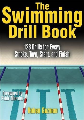 9780736062510: The Swimming Drill Book (The Drill Book Series)