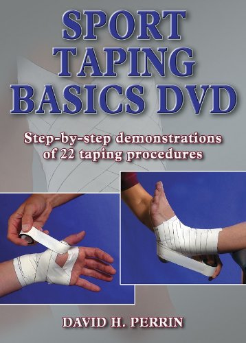 9780736062565: Sport Taping Basics: Step-by-Step Demonstrations of 22 Taping Procedures
