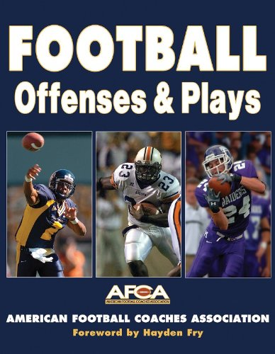 9780736062619: Football Offenses & Plays