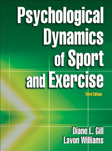 9780736062640: Psychological Dynamics of Sport and Exercise, Third Edition