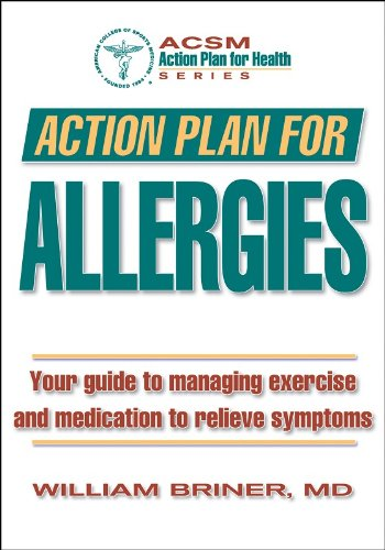 9780736062794: Action Plan for Allergies