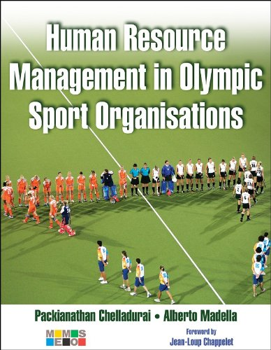 9780736063043: Human Resource Management in Olympic Sport Organisations
