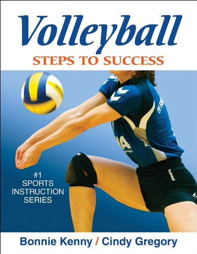 9780736063371: Volleyball: Steps to Success