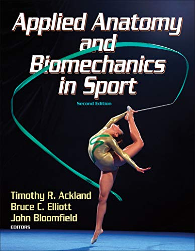 9780736063388: Applied Anatomy and Biomechancis in Sport - 2nd Edition