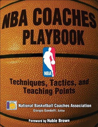 9780736063555: NBA Coaches Playbook