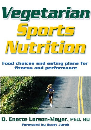 9780736063616: Vegetarian Sports Nutrition