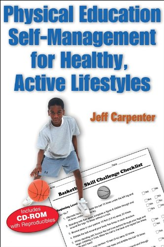 9780736063623: Physical Education Self-Management for Healthy, Active Lifestyles