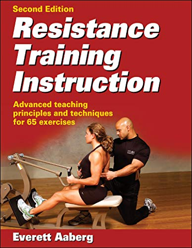 9780736064033: Resistance Training Instruction - 2nd Edition