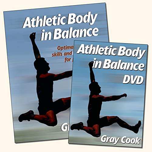 9780736064125: Athletic Body in Balance Book/DVD Package