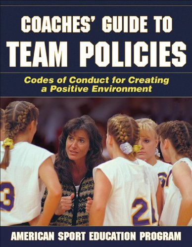 9780736064477: Coaches Guide to Team Policies