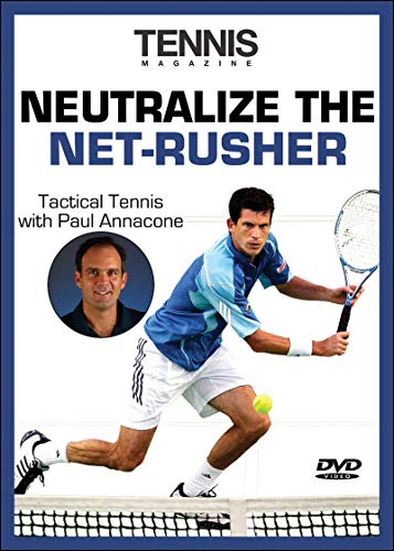 9780736064750: Neutralize the Net-Rusher DVD (Tactical Tennis)