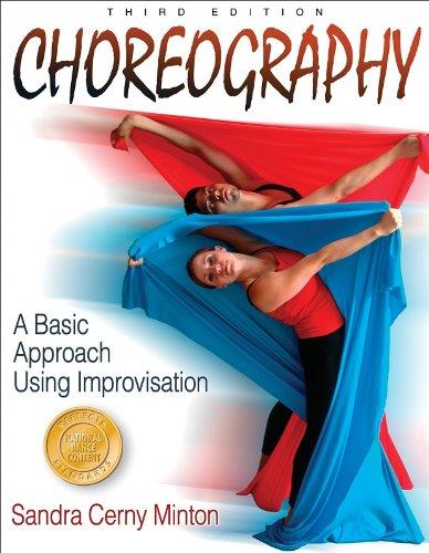 9780736064767: Choreography: A Basic Approach Using Improvisation - 3rd Edition