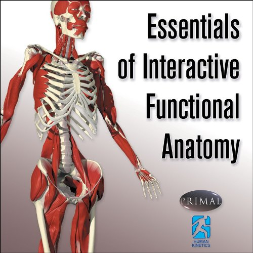 9780736064996: Essentials of Interactive Functional Anatomy