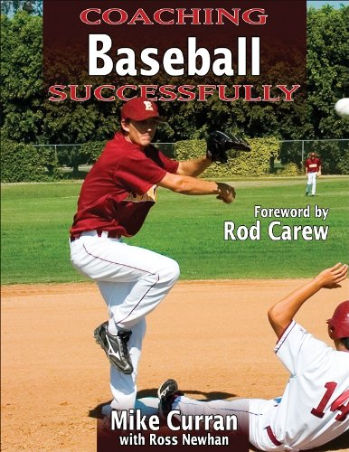 9780736065207: Coaching Baseball Successfully (Coaching Successfully Series)