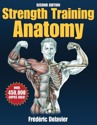 9780736065238: Strength Training Anatomy (Book & CD-ROM)