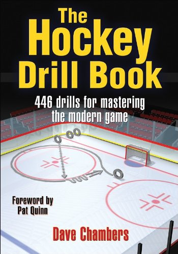 9780736065344: The Hockey Drill Book: 463 Drills for Mastering the Modern Game (The Drill Book Series)