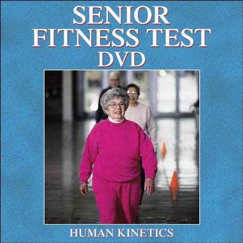 9780736065399: Senior Fitness Test DVD