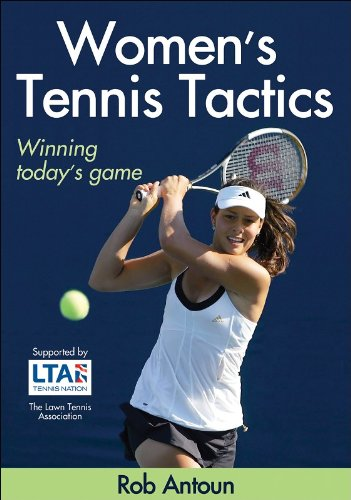 9780736065726: Women's Tennis Tactics