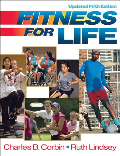 9780736066761: Fitness for Life - Updated 5th Editon - Paper