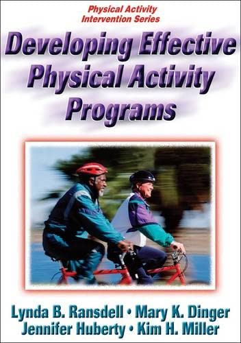 Developing Effective Physical Activity Programs (Paperback)