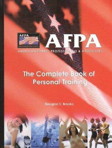 9780736066945: The Complete Book of Personal Training
