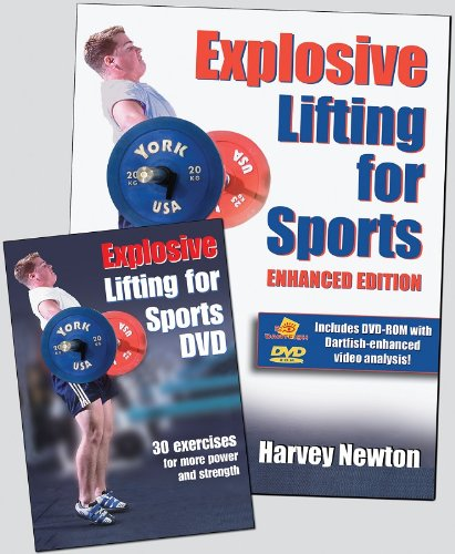 9780736067065: Explosive Lifting for Sports [With Explosive Lifting for Sports DVD]: The Enhanced Edition
