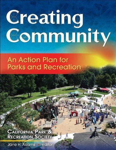 9780736067140: Creating Community: An Action Plan for Parks and Recreation