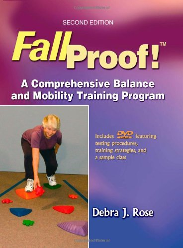 9780736067478: Fallproof!: A Comprehensive Balance and Mobility Training Program
