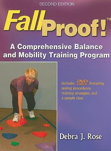 9780736067478: Fallproof! A Comprehensive Balance and Mobility Training Program