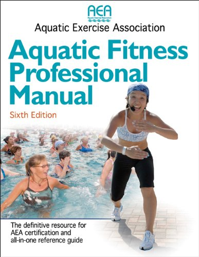 9780736067676: Aquatic Fitness Professional Manual - 6th Edition
