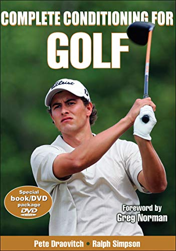 9780736067799: Complete Conditioning for Golf (Complete Conditioning for Sports Series)