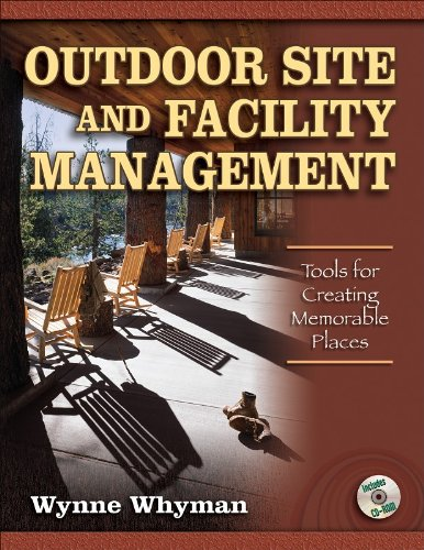 9780736068451: Outdoor Site & Facility Management:Tools for Creating Memorabl Pl: Tools for Creating Memorable Places