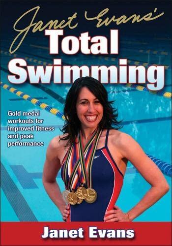 9780736068482: Janet Evans' Total Swimming