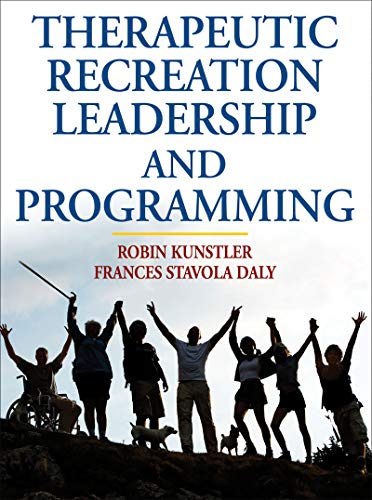9780736068550: Therapeutic Recreation Leadership and Programming