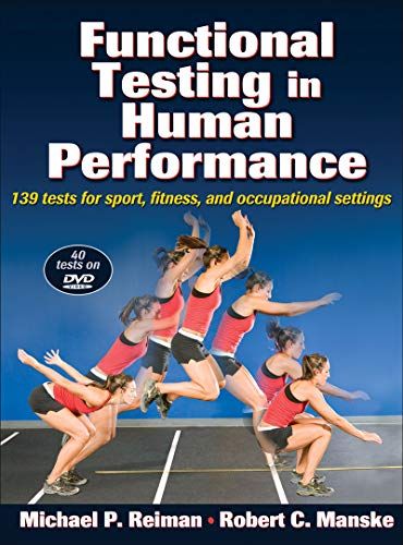 9780736068796: Functional Testing in Human Performance: 139 tests for sport, fitness, and occupational settings