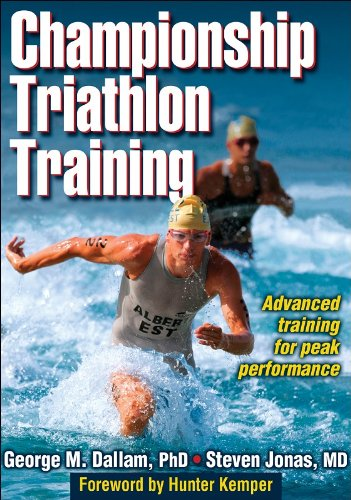 9780736069199: Championship Triathlon Training