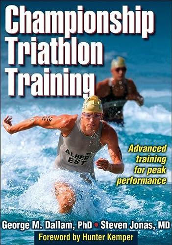 9780736069199: Championship Triathlon Training
